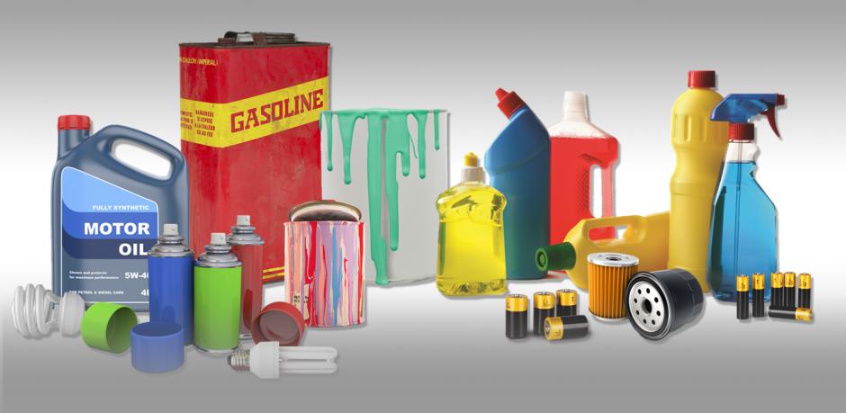 Household Hazardous Waste – Flows to Bay